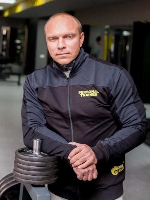 Трикоз Дмитрий
