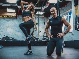 Что такое петли TRX и как на них тренироваться